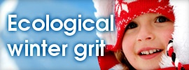 SLIP-EX®, ecological winter grit